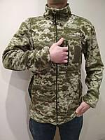 Кофта флисовая, БАЗА - 220 гр/м пиксель ВСУ, фото 1