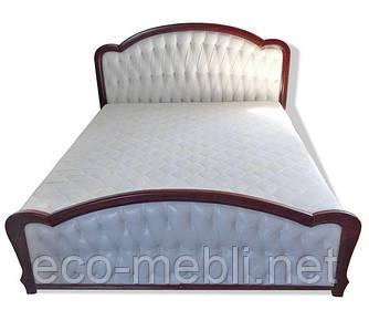 Двоспальне ліжко Сілена 2
