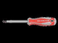 Отвертка крестовая Pozidriv №0, 60 мм King-Tony 14280023