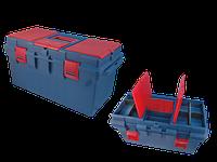 Ящик переносной пластиковый (560*278*270MM) King-Tony 87404