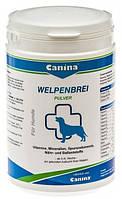 Витаминная каша для щенков Canina Welpenbrei