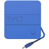 Зарядное устройство Tylt Energi 6K+ Smart Travel Charger + PowerBank 6000mAh with Lightning cable Blue (IP5NRG6TCBL-EUK)