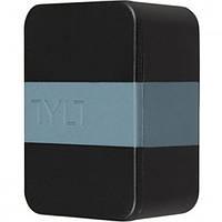 Зарядное устройство Tylt Wall Travel Charger 4,2A Dual USB Port Black-Gray (USBTC42BL-EUK)