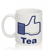 Авторская чашка LIKE TEA