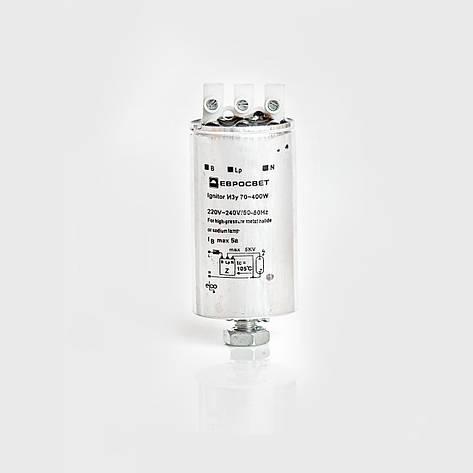 Импульсно зажигающее устройство ИЗУ 70-400 Вт (W), фото 2