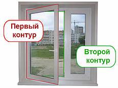 Замена уплотнителя на окнах,установка резины на пластиковых окнах,замена уплотнителя на пластиковых окнах