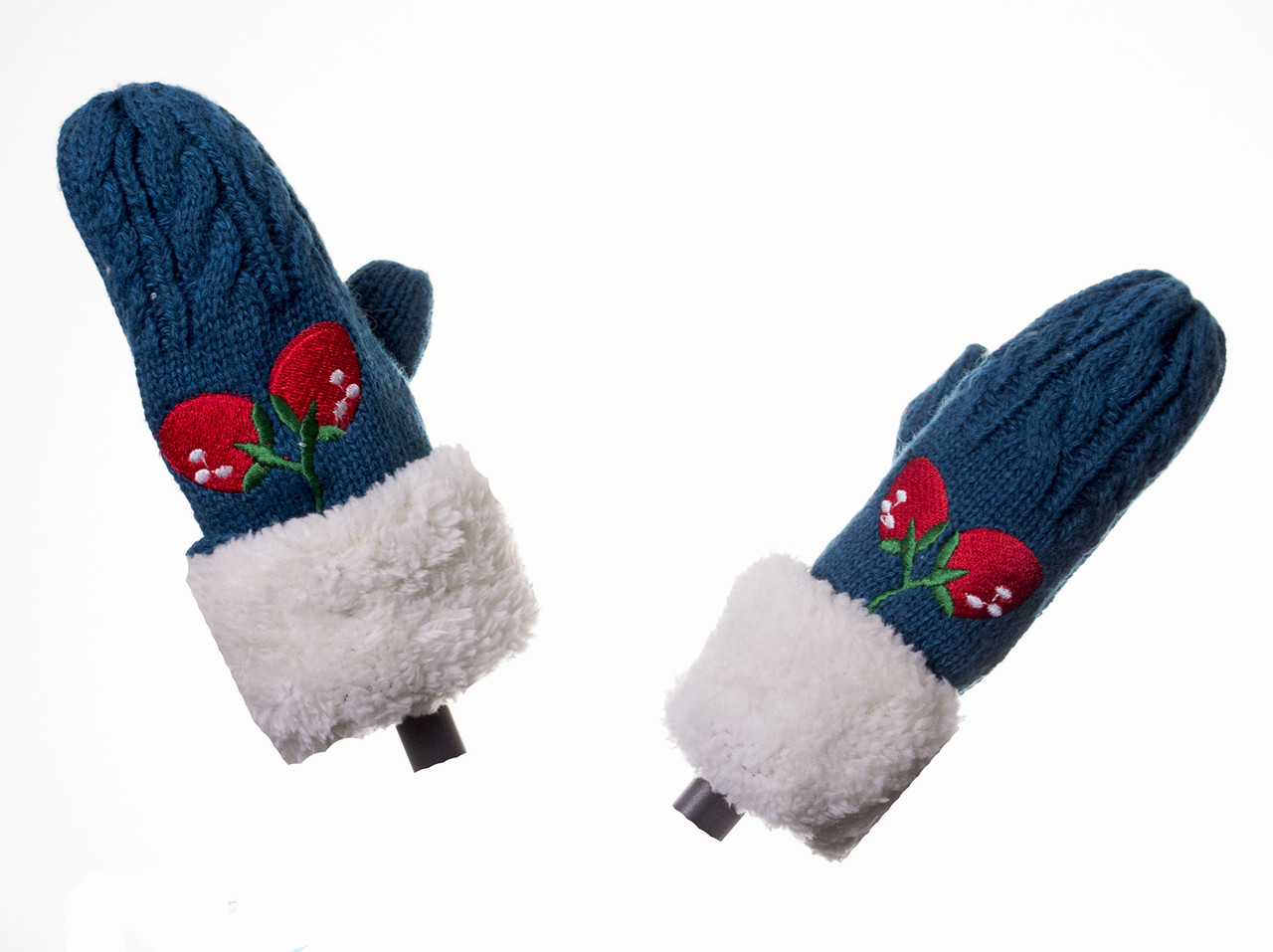 Красиві дитячі рукавиці на Зиму 5-12 років.