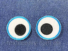 Нашивки очі пара 40мм