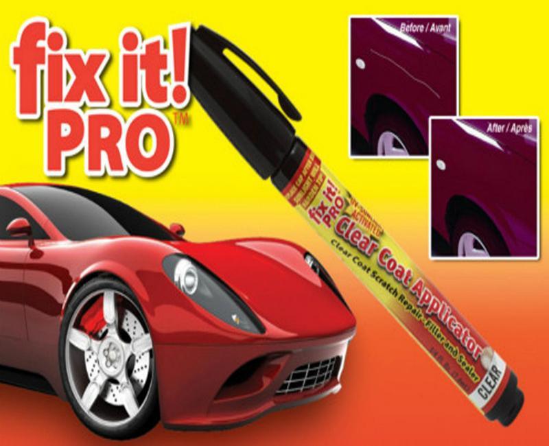 Авто карандаш для удаления царапин Fix It Pro Pen
