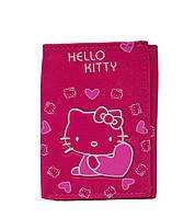 """Кошелек """"Hello Kitty"""" 3 Цвета Малиновый"""