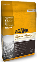 Acana Prairie Poultry 11,4кг  - корм для взрослых собак- корм для собак с цыплёнком и индейкой
