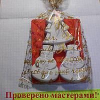 Набор гипсовых фигурок «Новогодний»