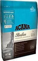 Acana Pacifica Dog Regional Formula 11,4кг - гипоаллергенный беззерновой корм для собак всех пород (5 видов рыб)