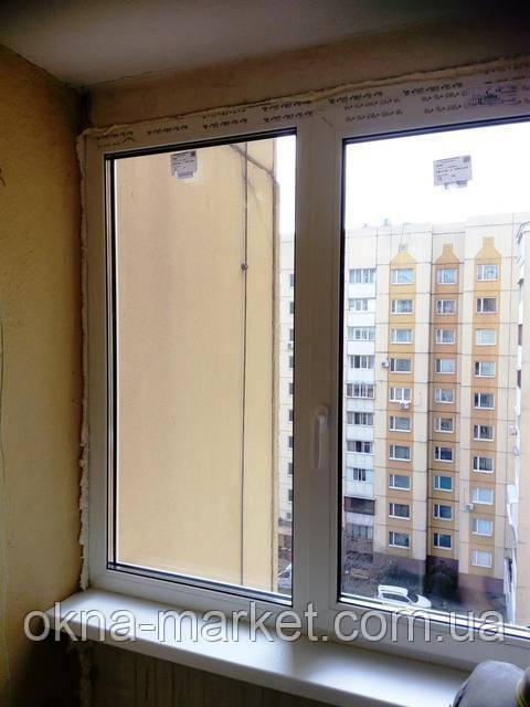 Остекление лоджии со скидкой для пенсионеров в Киеве