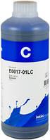 Чернила InkTec Epson E0017-01LC, Cyan, L800/L805/L810/L850/L1800, 1000 мл (1л)