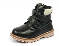 Детские зимние ботинки J&G:B-1295-0,р.28,30