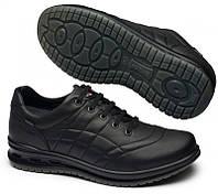 Низкий ботинки (кроссовки) Grisport 43023 чер. made in Italy