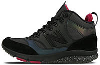 Женские зимние кроссовки New Balance 710 (Нью Баланс 710) черные