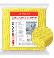 Целлюлозные салфетки для уборки 10шт/уп ТМ PRO service