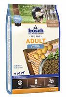 Bosch Adult Fish & Potato 1кг-для взрослых собак с рыбой и картофелем