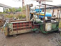 Пресс для металлолома Y81Q-135, б/у, фото 1