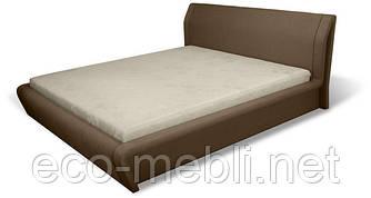 Двоспальне ліжко Монако з матрацом