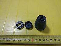 Ремонтный комплект цилиндра сцепленияглавного ГАЗ 53, 3307, ПАЗ, 2410, 3302 (двигатель 402, 406) с чехлом (3 наименование)