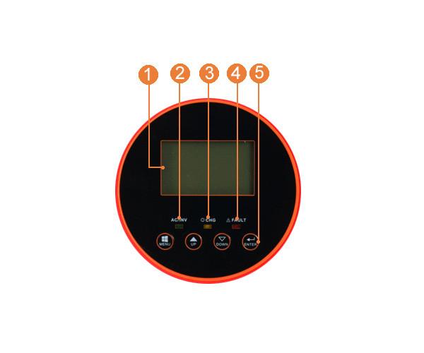Автономный инвертор Altek EP4048 Pro