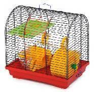 Клетка для грызунов ЛориБунгало-2 Люкс 36.5 х 33.5 х 23 см, фото 2