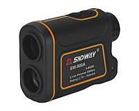 Дальномер лазерный ПРО + измеритель скорости SNDWAY SW-900A 900м