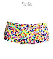 Funky Trunks Hex On Legs FT32 - хлоростойкие плавки для мальчиков