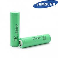 2шт мощный аккумулятор Samsung 3.7V 2200 mah оригинал