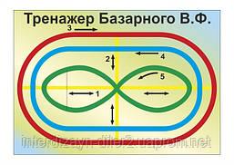 Стенд Тренажер для зрения В.Ф.Базарного