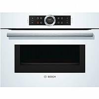 Духовой шкаф Bosch CMG 633 BW1 ( электрическая, 45 л )