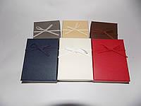 Коробочка для бижутерии с декоративным шнурком