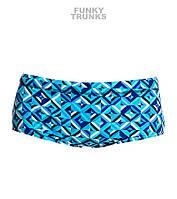 Хлоростойкие плавки для мальчиков Funky Trunks Ice Attack FT32, фото 1