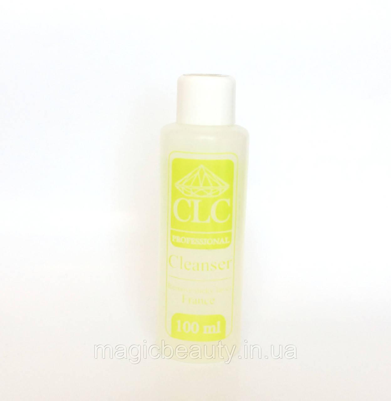 Жидкость для снятия липкого слоя CLC PRO Cleanser 100ml (Ананас)