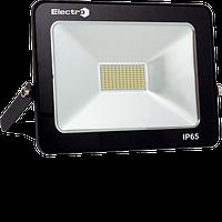 Прожектор светодиодный EL-SMD-01, 10Вт, 180-260В, 6400K, 800Lm, IP65, ElectrO