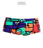 Funky Trunks Street Beat FT32 - хлоростойкие плавки для мальчиков