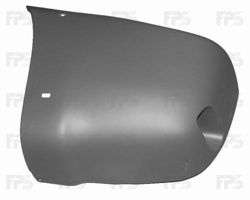 Угольник заднего бампера Toyota Rav4 '01-06 правый (FPS)