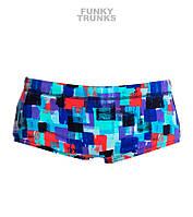 Funky Trunks Vincente Van Funk FT32 - хлоростойкие плавки для мальчиков