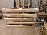 Поддон новый деревянный 1200*800,1500 кг