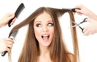Инструменты для стрижки и укладки волос