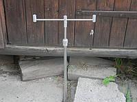 Подставка под удочки,спиннинги на два сигнализатора