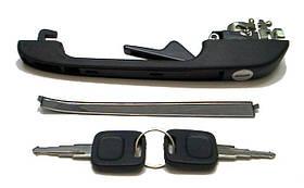 Ручка двери Audi 100 C3 1984-1989 передняя правая  KEMP