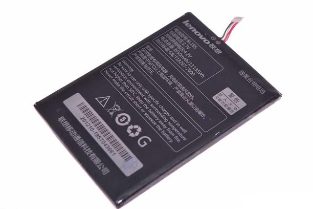 Аккумуляторы к планшетам Lenovo