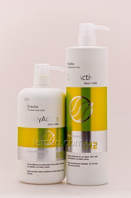 Erayba Professional Daily Active D12/D16 Daily Factor Набор для ухода за всеми типами волос