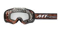 Кроссовые очки MT MX PRO III NARANJA