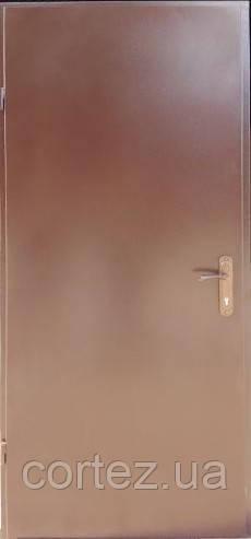 Двери входные ТМ Cortez технические 2