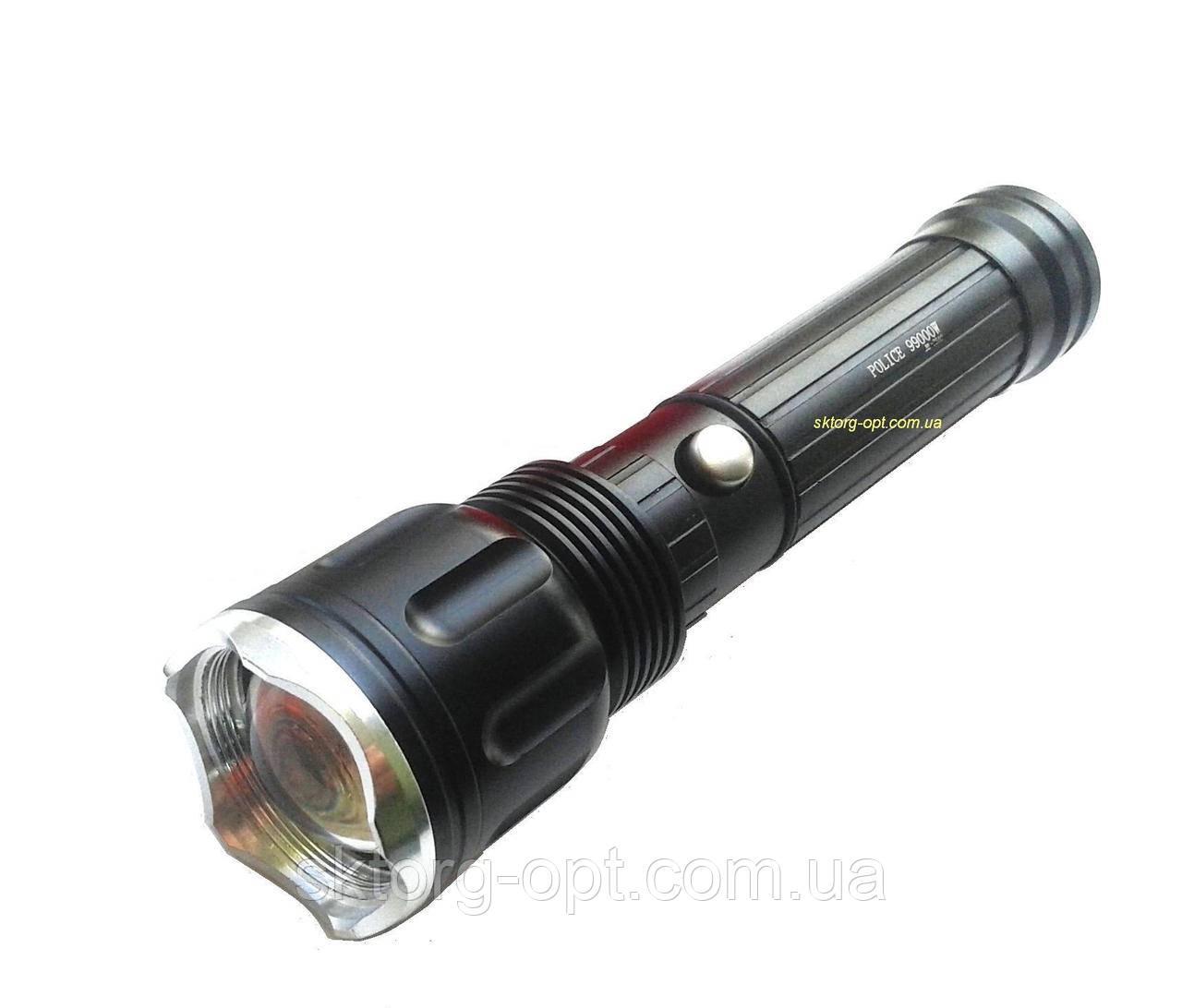 Светодиодный аккумуляторный фонарь BL-TS60 с магнитом